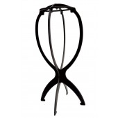 Wig Stand -Plastic-3 part Collapsible